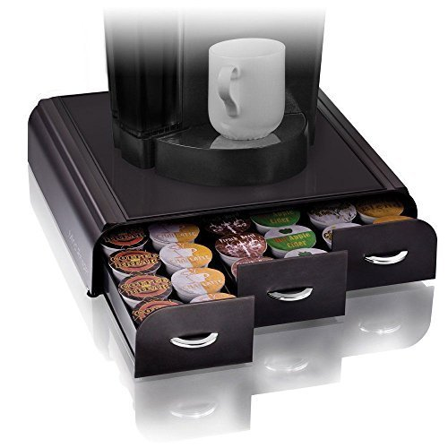Coffee Pod Storage Drawer for 36 Keurig K-cup by Kitchen Storage & Organization Product Accessories