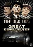 Great Detectives Anthology (Agatha Christie's Poirot / Miss Marple / Sherlock Holmes)