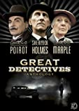 Great Detectives Anthology (Agatha Christie's Poirot / Miss Marple / Sherlock Holmes)