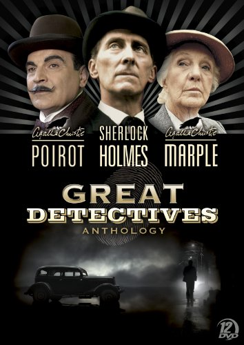 Great Detectives Anthology (Agatha Christie's Poirot / Miss Marple / Sherlock Holmes) by PBS