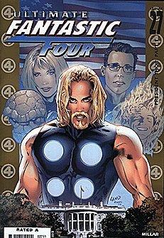 Download Ultimate Fantastic Four (2003 series) #27 pdf