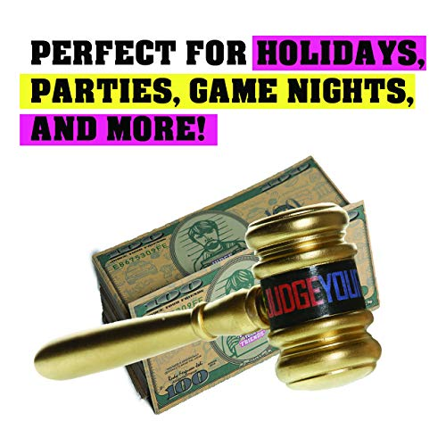 Judge Your 'Friends' - Adult Party Game (Amazon Exclusive)