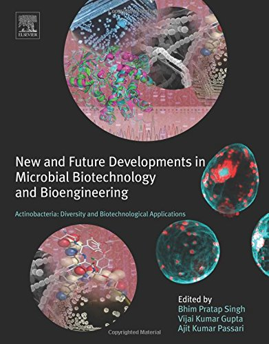 Actinobacteria: Diversity and Biotechnological Applications: New and Future Developments in Microbial Biotechnology and Bioengineering