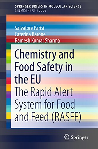 Chemistry and Food Safety in the EU: The Rapid Alert System for Food and Feed (RASFF) (SpringerBriefs in Molecular Science)