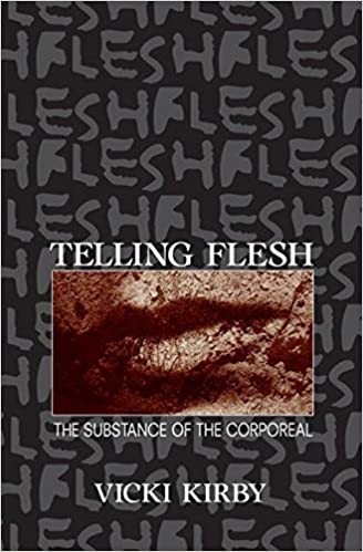 Book Telling Flesh: The Substance of the Corporeal by Vicki Kirby (1997-09-18)