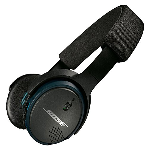 Bose SoundLink On-Ear Bluetooth Wireless Headphones - Black (Bose On Ear Headphones Wireless)