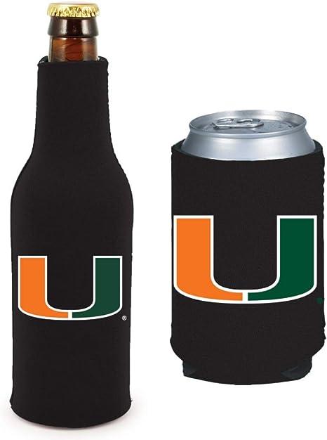 NCAA Virginia Tech Hokies Flat Drink Coozie