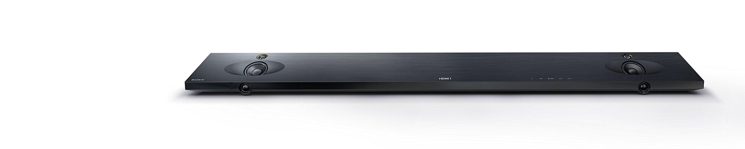 Sony HT-NT5 Sound Bar w/Hi-Res Audio and Bluetooth Wireless Streaming HDMI USB (Renewed)