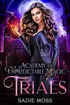 Trials Academy Unpredictable Magic Book ebook product image