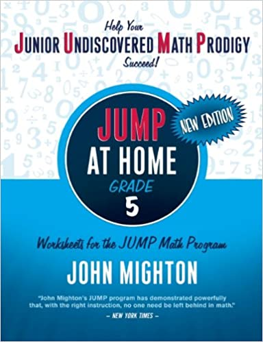 Amazon.com: JUMP at Home Grade 5: Worksheets for the JUMP Math ...