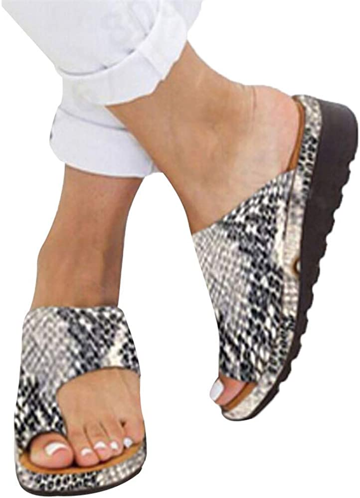 Amazon.com: Quealent Snakeskin Sandals
