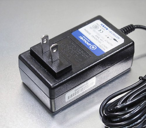 T-Power (6.6 ft long cord) Ac Dc adapter for Dymo LabelWriter 400 450 P/N : 93176 93089 69115 1752264 1752265 1752266 1752267 Label Thermal Turbo Labels Printer by T POWER (Image #2)