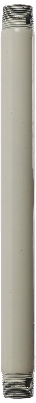 Hunter 25136 12-Inch Standard Extension Downrod, White Hunter Fan Company