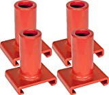 Norco Professional Lifting Equipment 86010A Extension Adapters for 86002A Lifts  (Set of 4)