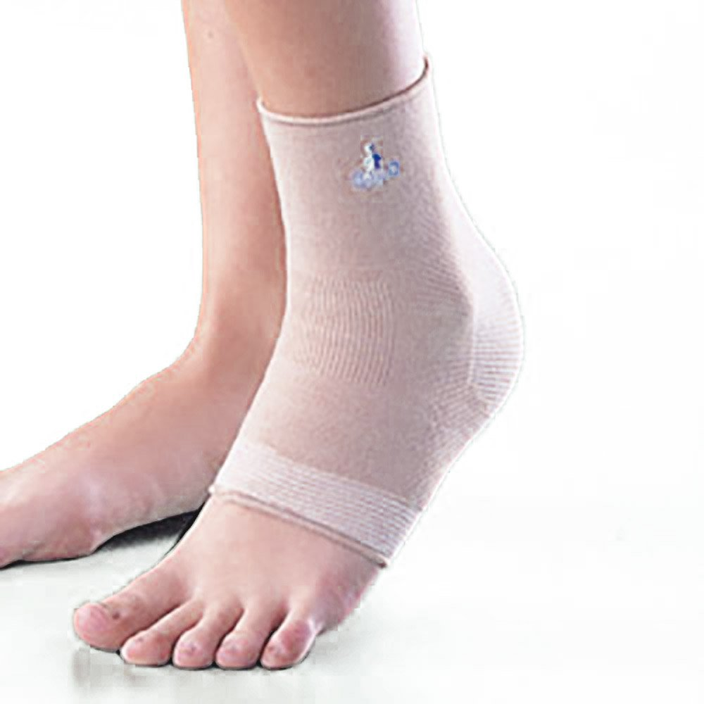 Oppo Medical 4-way Stretch Right or Left Ankle Support (Natural; Unisex), Small