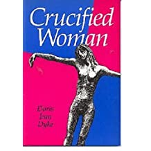 Crucified woman