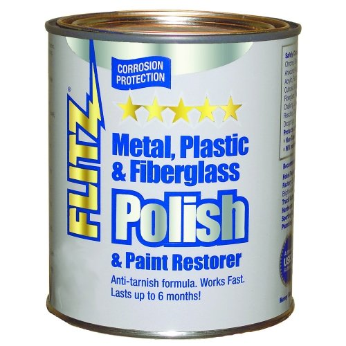 Flitz Polish - Paste - 1 Gallon Can (42806)