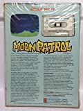 Moon Patrol by Avalon Hill for Atari 400/800 Cassette