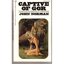 CAPTIVE OF GOR VOL. 7 BY JOHN NORMAN~1973