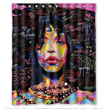 Amazon Com Hot Sale Cool Street Graffiti Shower Curtain 60x72 Inch