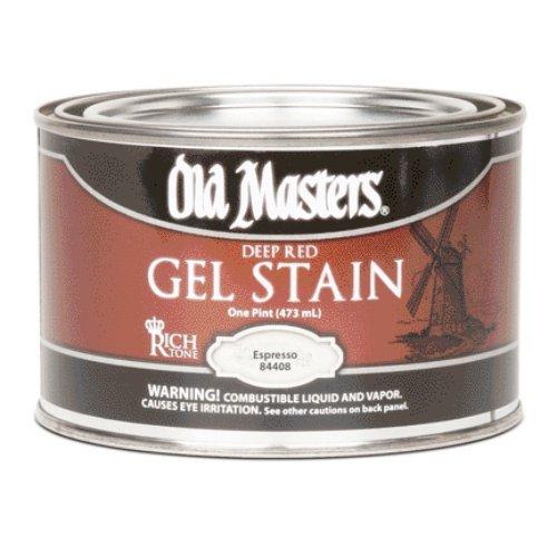 Old Masters Gel Stain (84408 Old Masters Gel Stain Expresso Pt.)