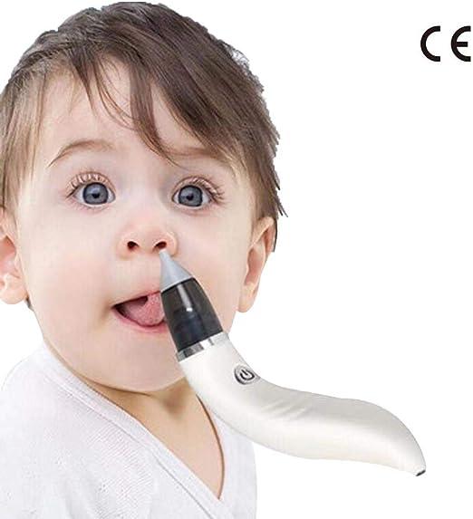 SH-Flying Aspirador Nasal para Bebés, Aspirador Nasal para Bebés ...