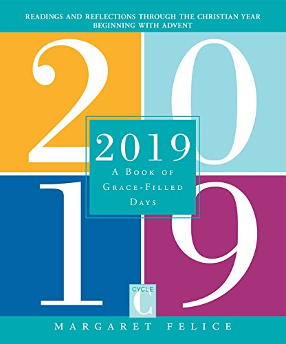 2019: A Book of Grace-Filled Days (Best Selling Of 2019)