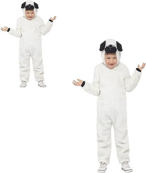 Fancy Dress Four Less Smiffys - Disfraz de oveja con capucha y ...
