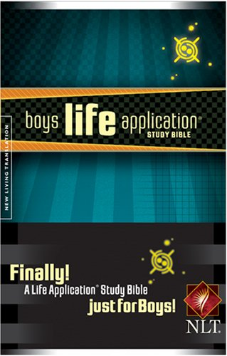 Boys Life Application Study Bible NLT (Kid's Life Application Bible)