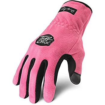 Ironclad SMTC-02-S Tuff-Chix Fleece Glove, Pink, Small