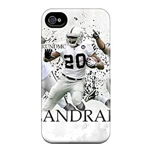 Excellent Hard Phone Cover For Iphone 4/4s With Provide Private Custom Stylish Oakland Raiders Image DrawsBriscoe
