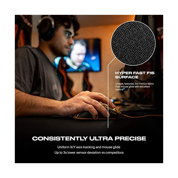 Fnatic Dash L Pro Gaming Mouse Mat for Esports