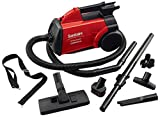Sanitaire SC3683B Detail Cleaning Commercial Vacuum, 7' Hose, 20' Cord, 10 Amps, 18'' Length x 11'' Width x 19'' Height, Red