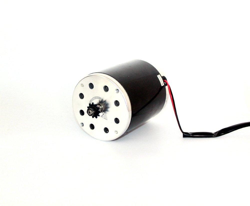 36v48v 800ワット電動スクーター交換エンジンdiyチェーンドライブ電気ゴーカート自家製電気子すべての地形車両 [並行輸入品] B078K5X9ND 36V800W