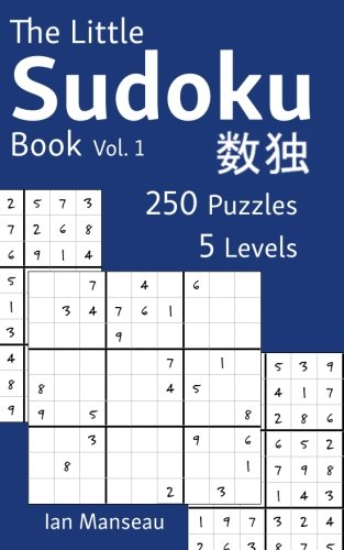 Little Sudoku Book Vol Puzzles product image