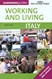 Working and Living in Italy, Kate Carlisle, 1860113680