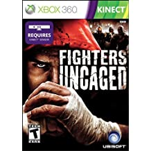 Fighters Uncaged Kinect - Xbox360
