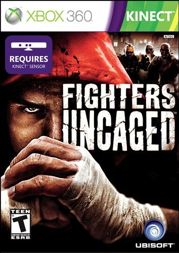 Fighters Uncaged - Xbox 360 (Best Workout Games For Xbox 360 Kinect)