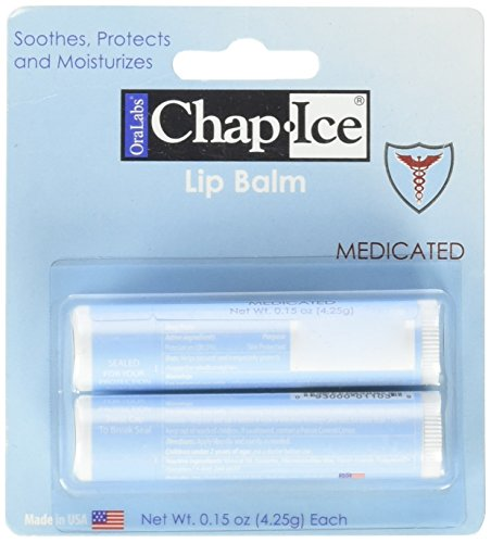 Chap Ice Medicated Lip Balm