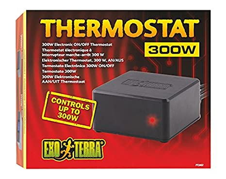 Hagen Exo Terra ON/Off Thermostat (300 Watt)