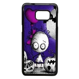 Murasaki bebé Indie Plataformas Ovosonico Ps Vita Caso 2014 93354 Samsung Galaxy S6 Edge + Plus teléfono celular Funda Caso Negro teléfono celular Funda Cubierta EEECBCAAL71007