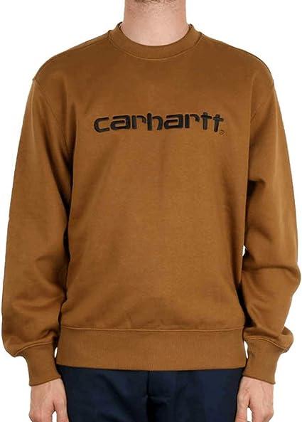 Carhartt I025478 Sudaderas Hombre