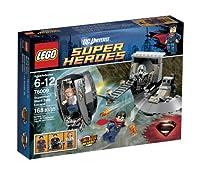 LEGO Superheroes 76009 Superman Black Zero Escape by LEGO Superheroes