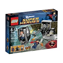 LEGO Super Heroes Superman[TM]: Black Zero Escape
