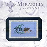 Mirabilia Designs Mermaid Undine AIDA Kit Beaded
