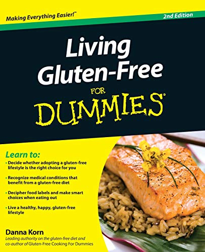 Living Gluten-Free For - Book Gluten Free Diet