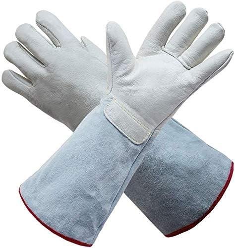 Mini gloves 手袋は、防食液体窒素低温冷たい液体酸素液体アンモニアアイス手袋を凍結 (Size : 30cm)