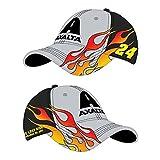 Jeff Gordon Unisex 2015 Final Ride Axalta Hat One Size Fits All White