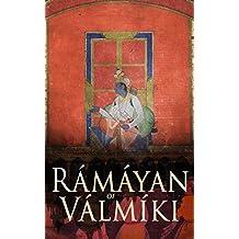 Rámáyan of Válmíki: Indian Epic Poem
