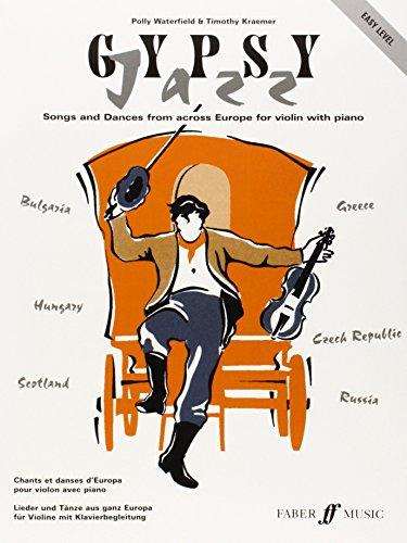 - Gypsy Jazz: Easy Level (Faber Edition)